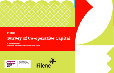 Survey of Co-operative Capital Report highlights innovative ways of raising capital in co-operatives