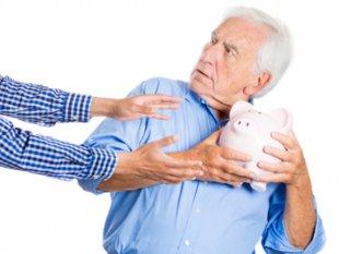 Cooperatives distributing pension to elderly members